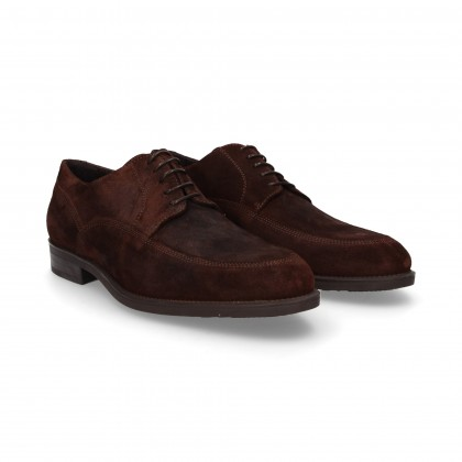 BLUCHER SUEDE BROWN