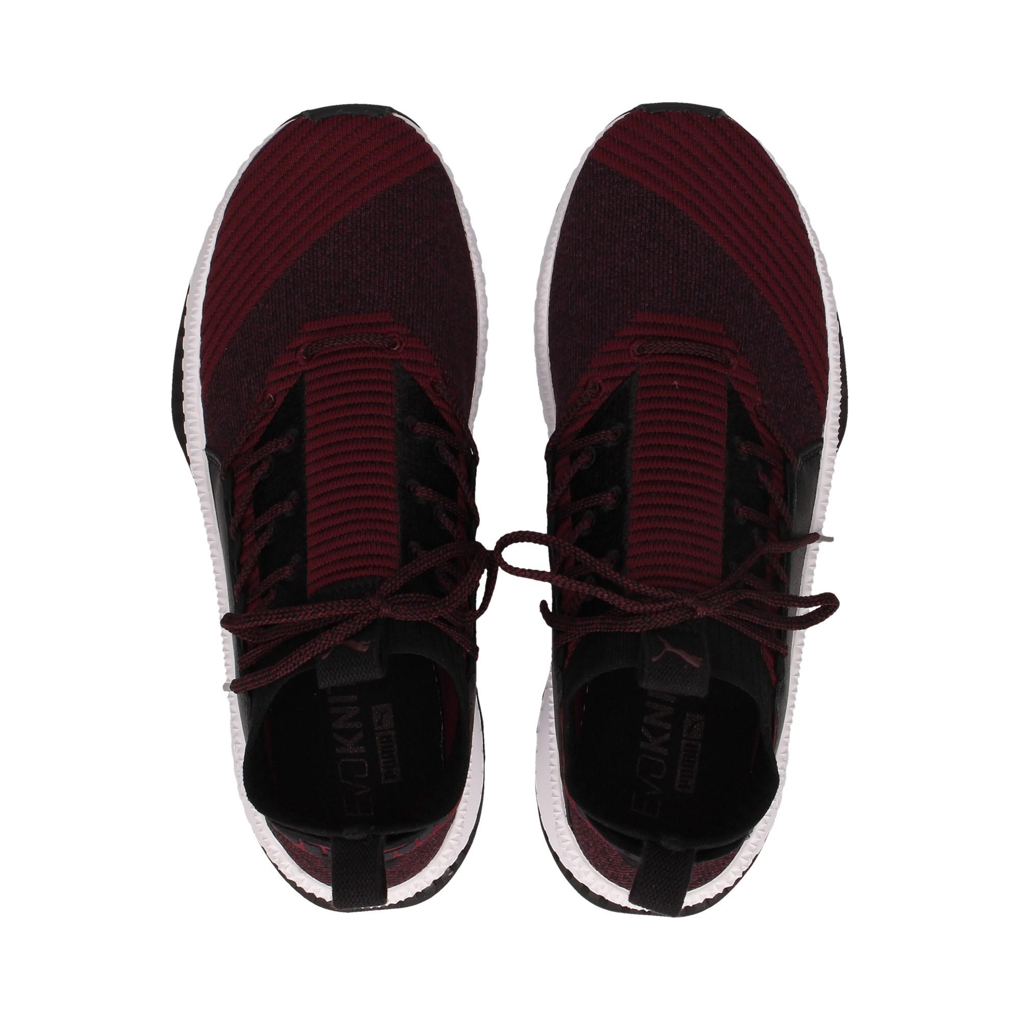 deportivo-calcetin-negro-violeta