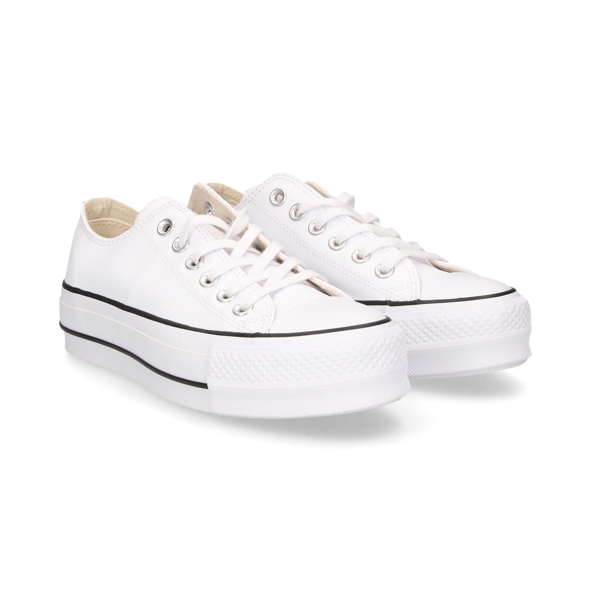 ee75d6a7606e CONVERSE Women s Sneakers 561680C 102 WHITE