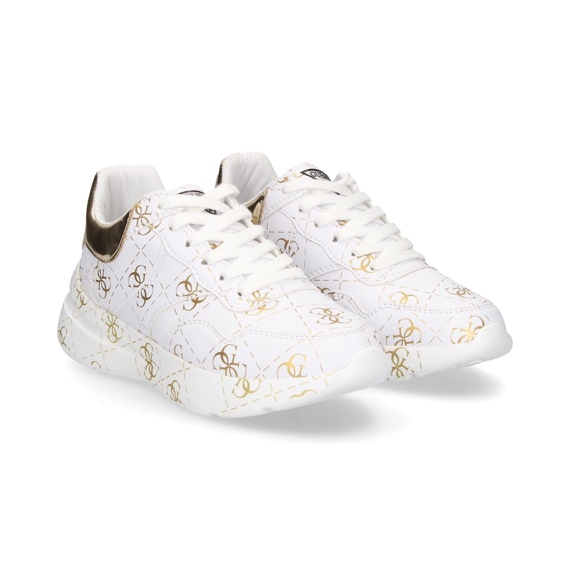 GUESS Women's Sneakers FL5MAY BROWN