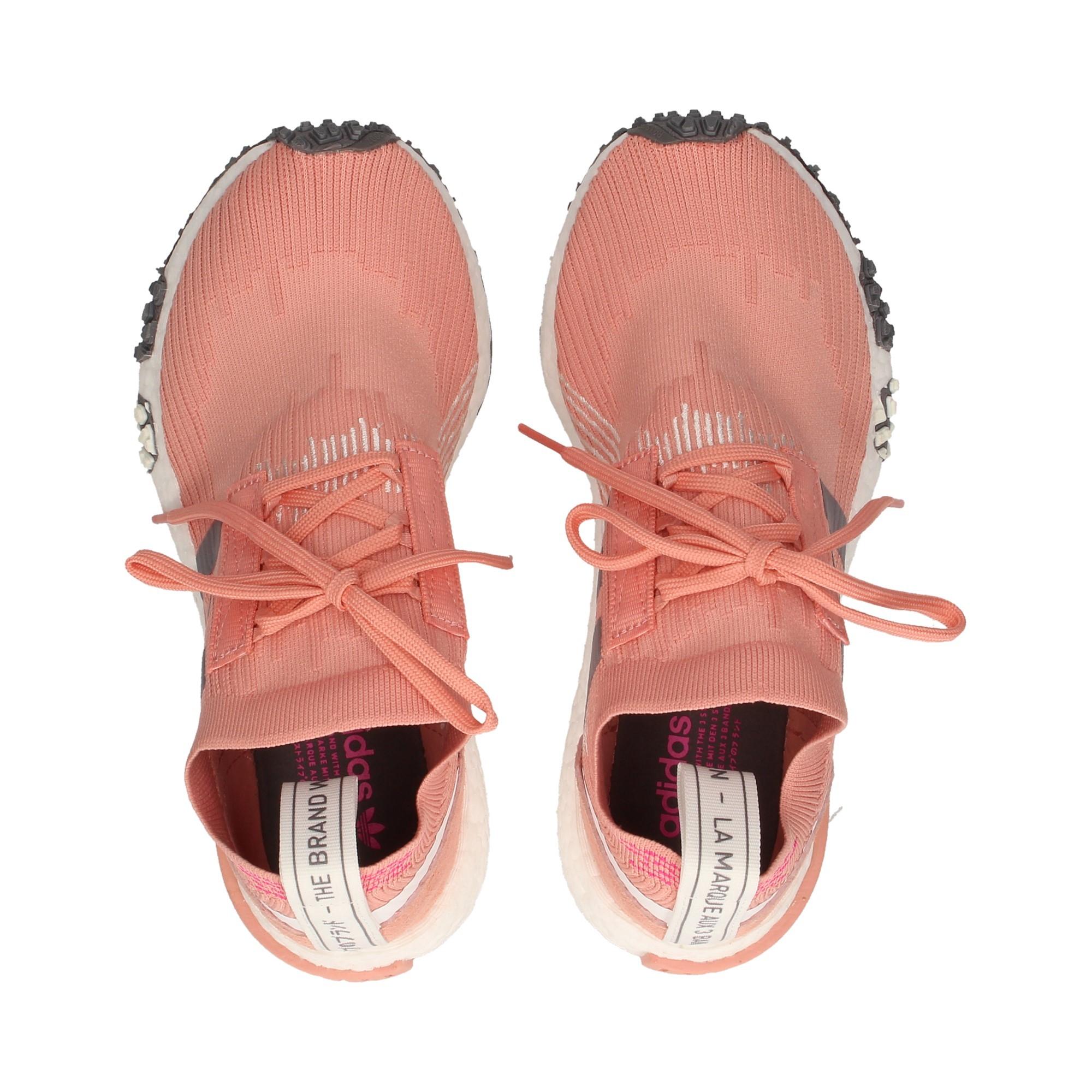 3-bandas-calcetin-acordonado-rosa