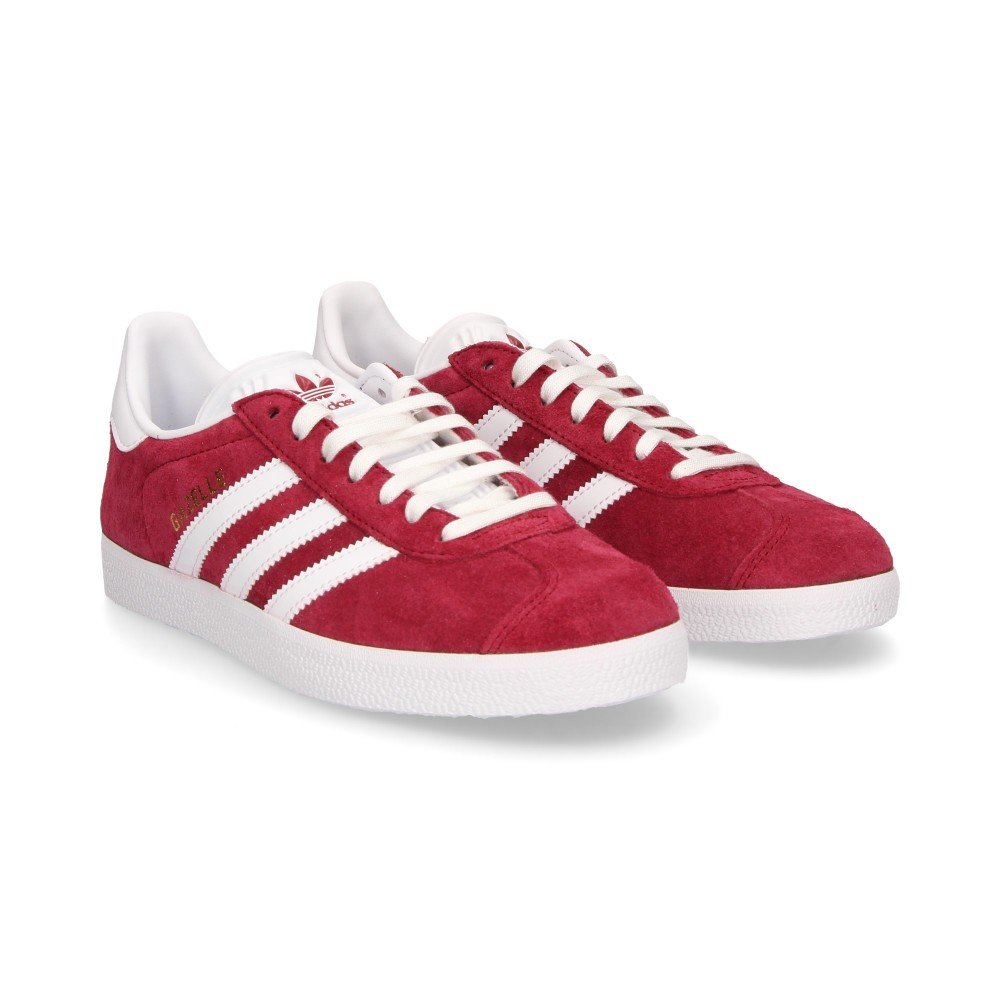 buy online e0d68 d302f ADIDAS Womens Sneakers GAZELLE BURDEOS