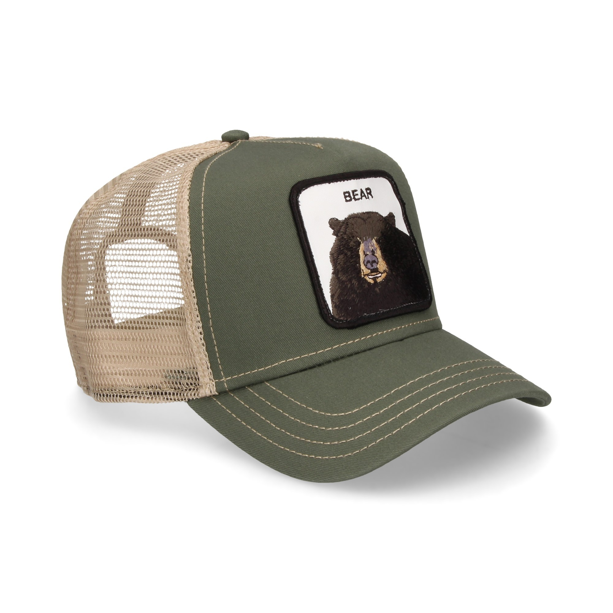 d8f2c9f09 GOORIN BROS Caps and visors 101-0254 OLI OLIVE