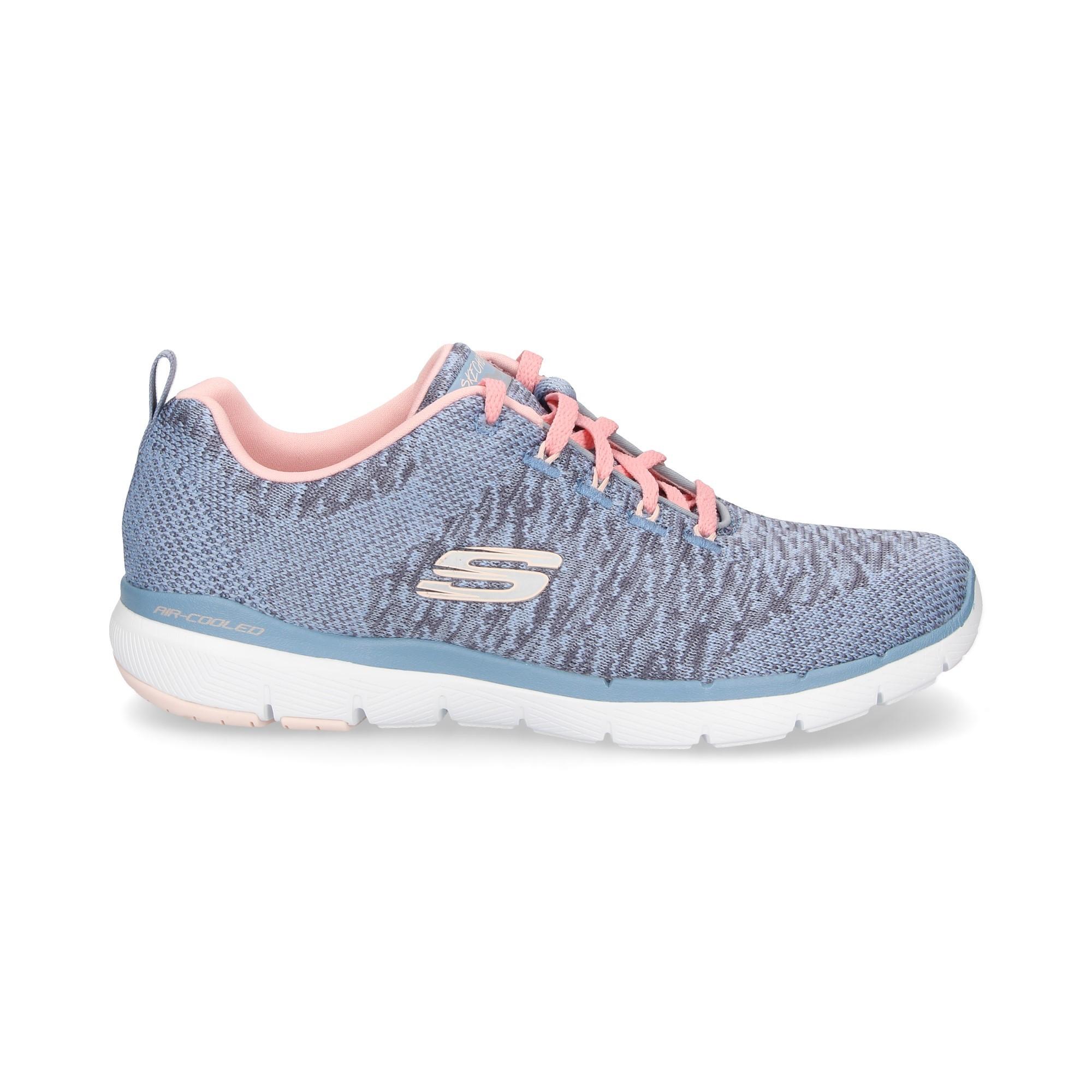 SKECHERS Zapatillas de Mujer 13062 SLTP CIELO