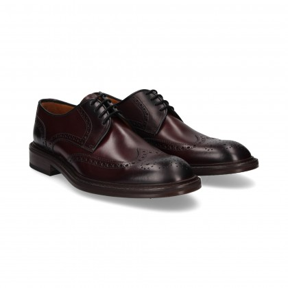BLUCHER PICADO FLORENTIC BURDEOS
