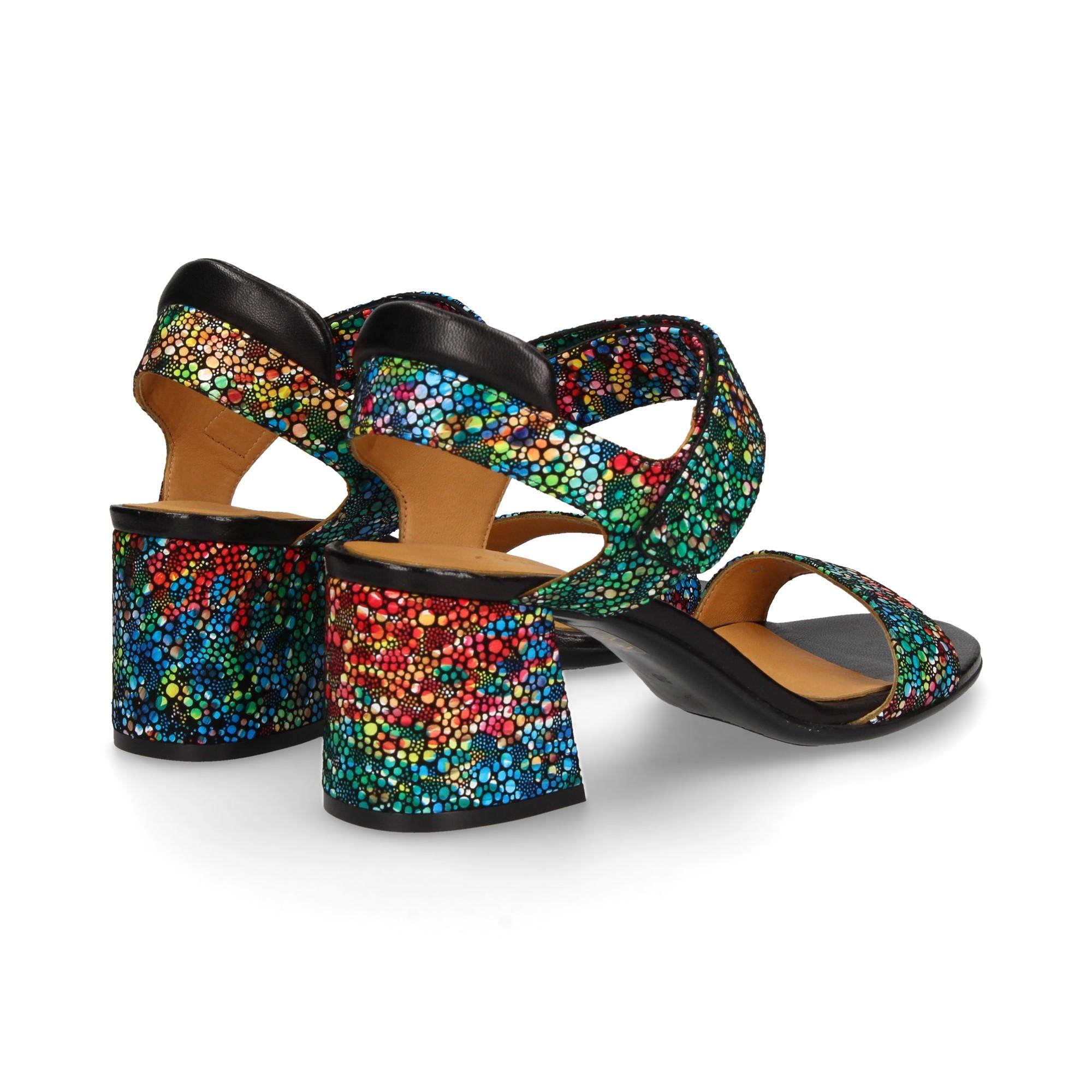 Zapatos UNITED NUDE - Molten Flow Bootie Hi 1047742620