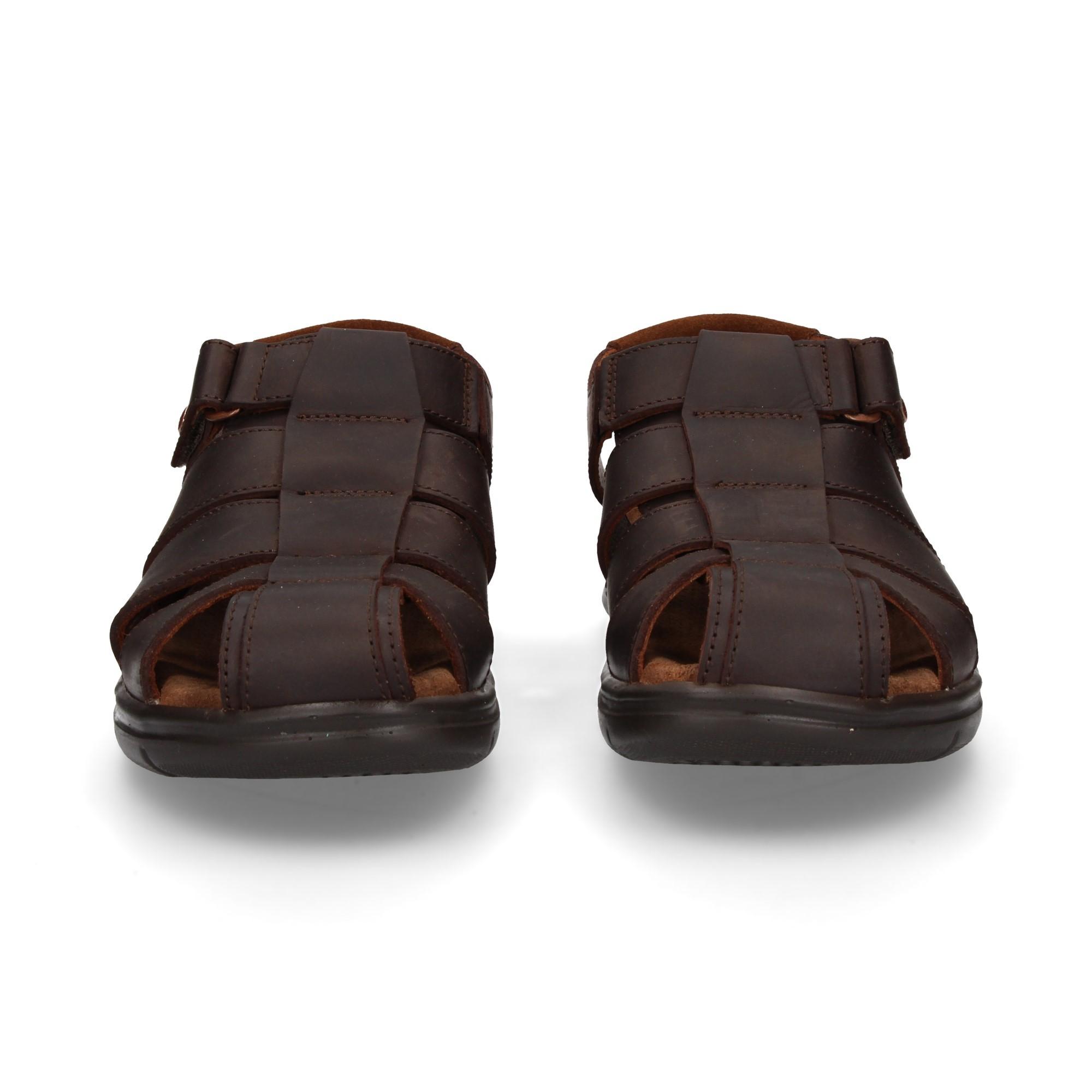 Panama Jack Mens Sauron Open Toe Sandals