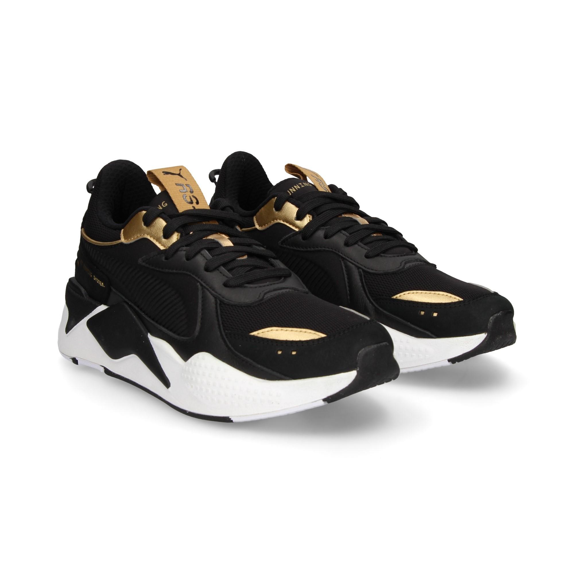 79d9d0b7205 PUMA Men s sneakers 369451 01 BLACK GOLD