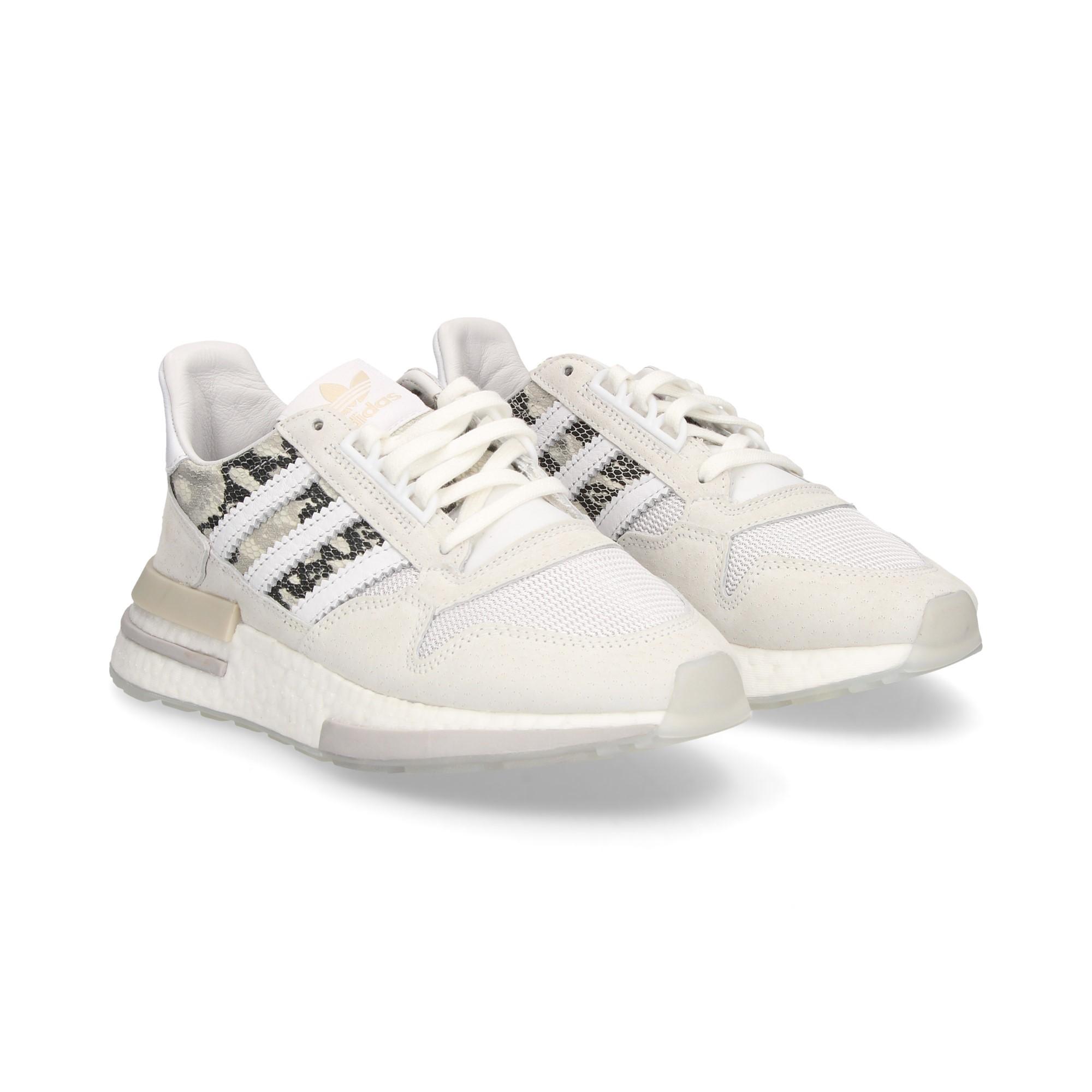 ADIDAS Zapatillas de Mujer ZX 500 RM BLANCO