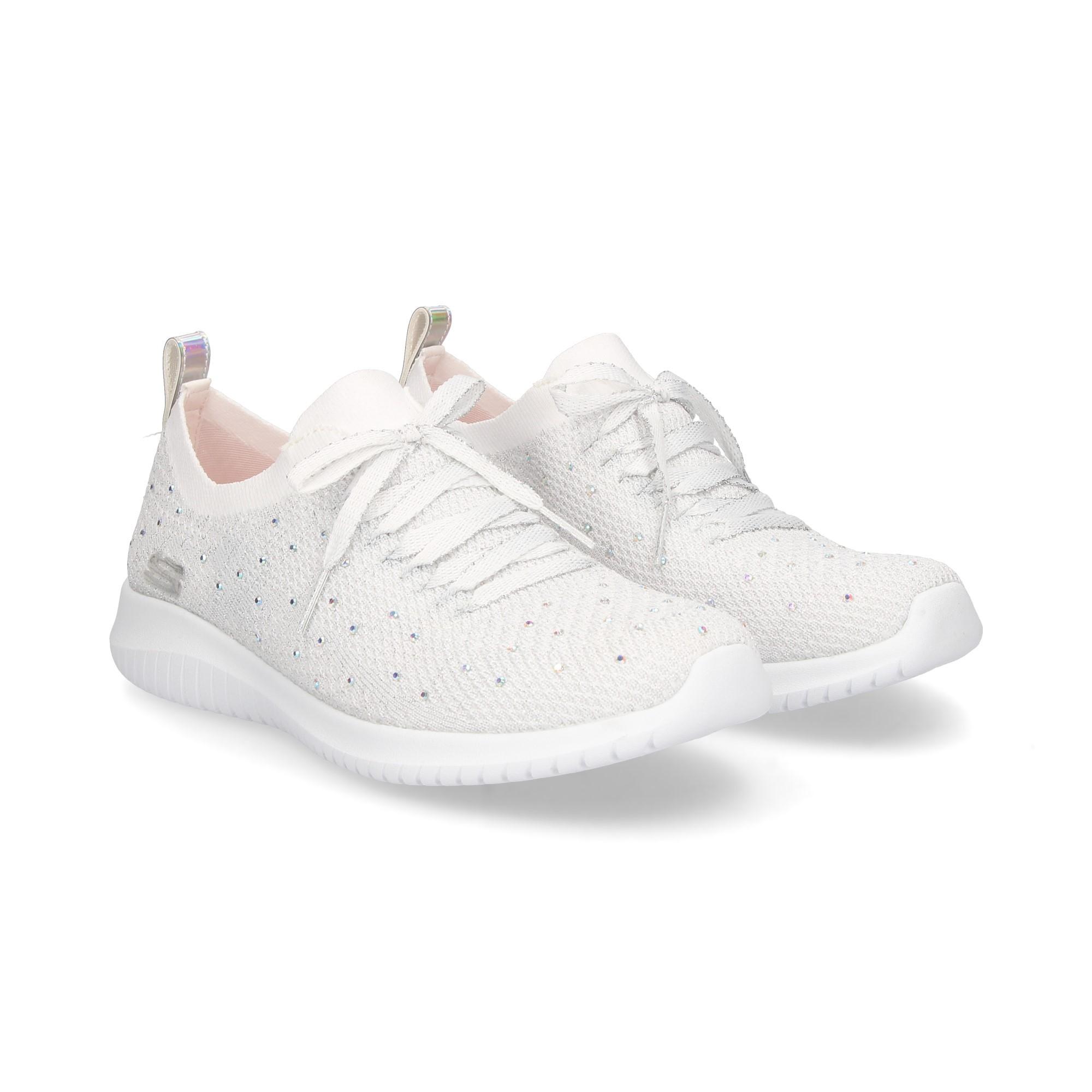 SKECHERS Women's Sneakers 13099 WSL BLANCO