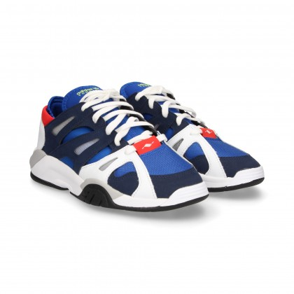SPORTY CORDONED BLUE MULTI