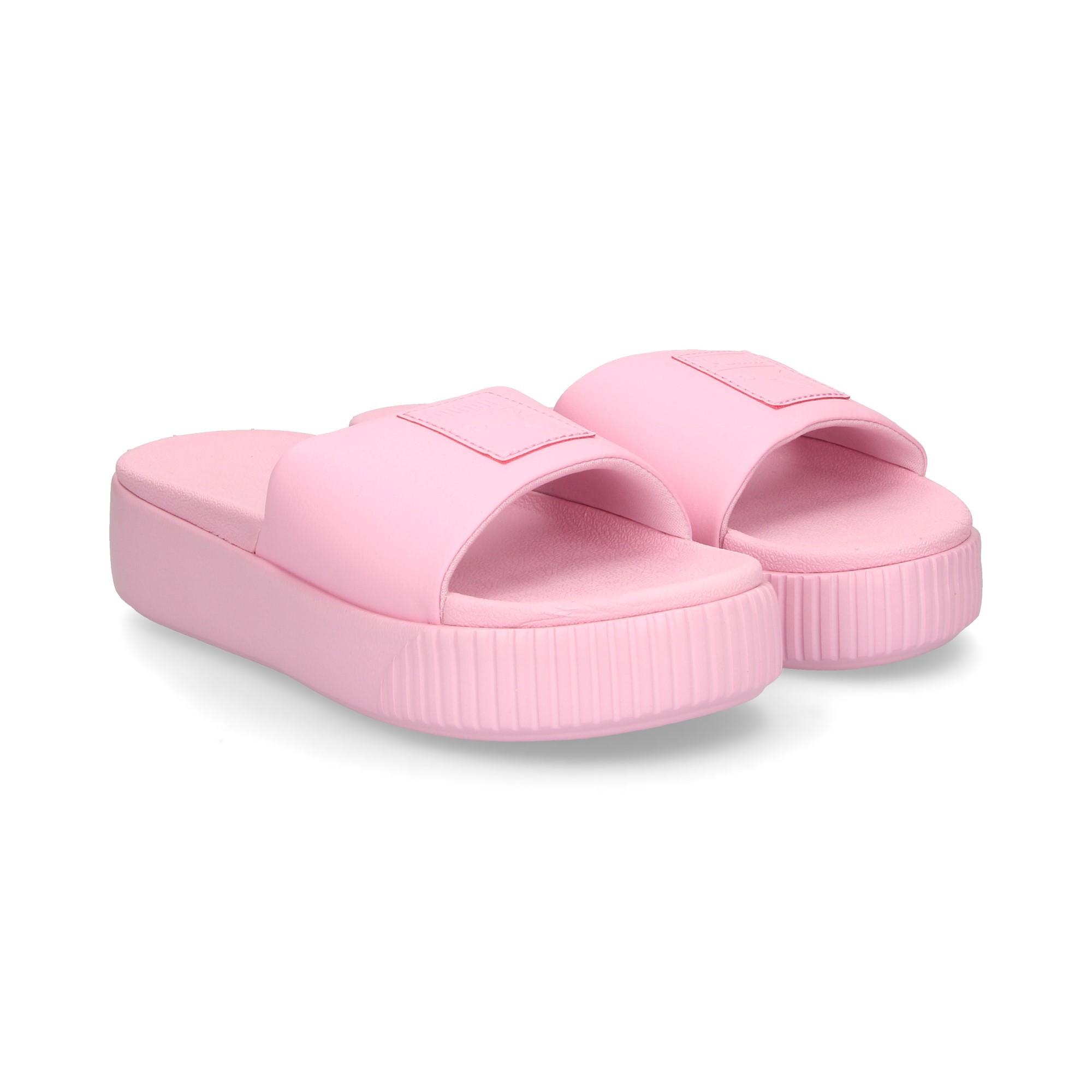 f5ab220fe30de4 PUMA Women s Flat sandals 366121 09 PINK