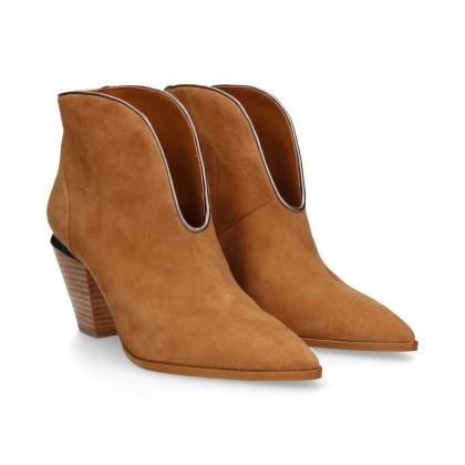4d5a9bea713589 Ankle boots mit Absatz für damen - buyLOPEZ