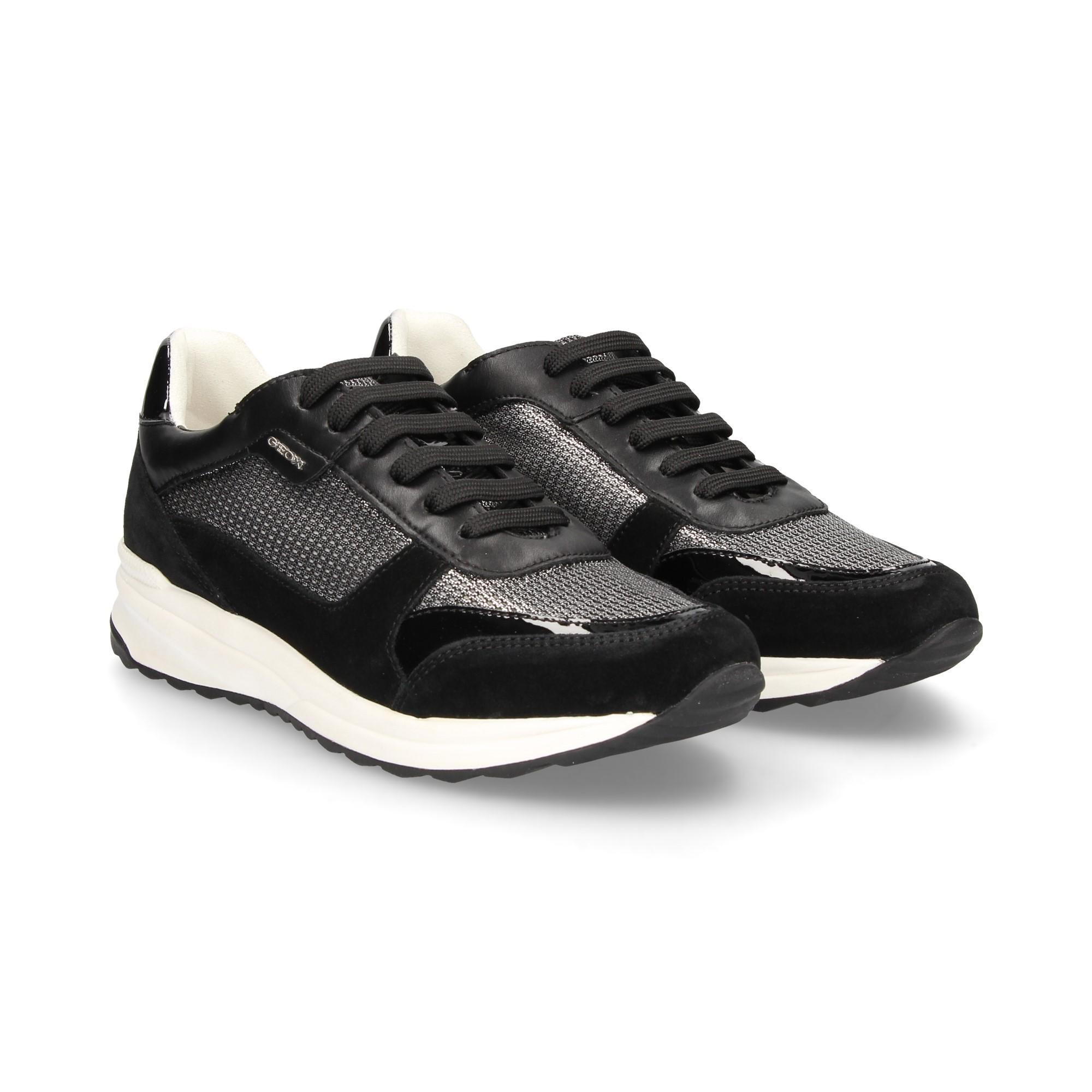 GEOX Women's Sneakers D642SC C1223 GUN