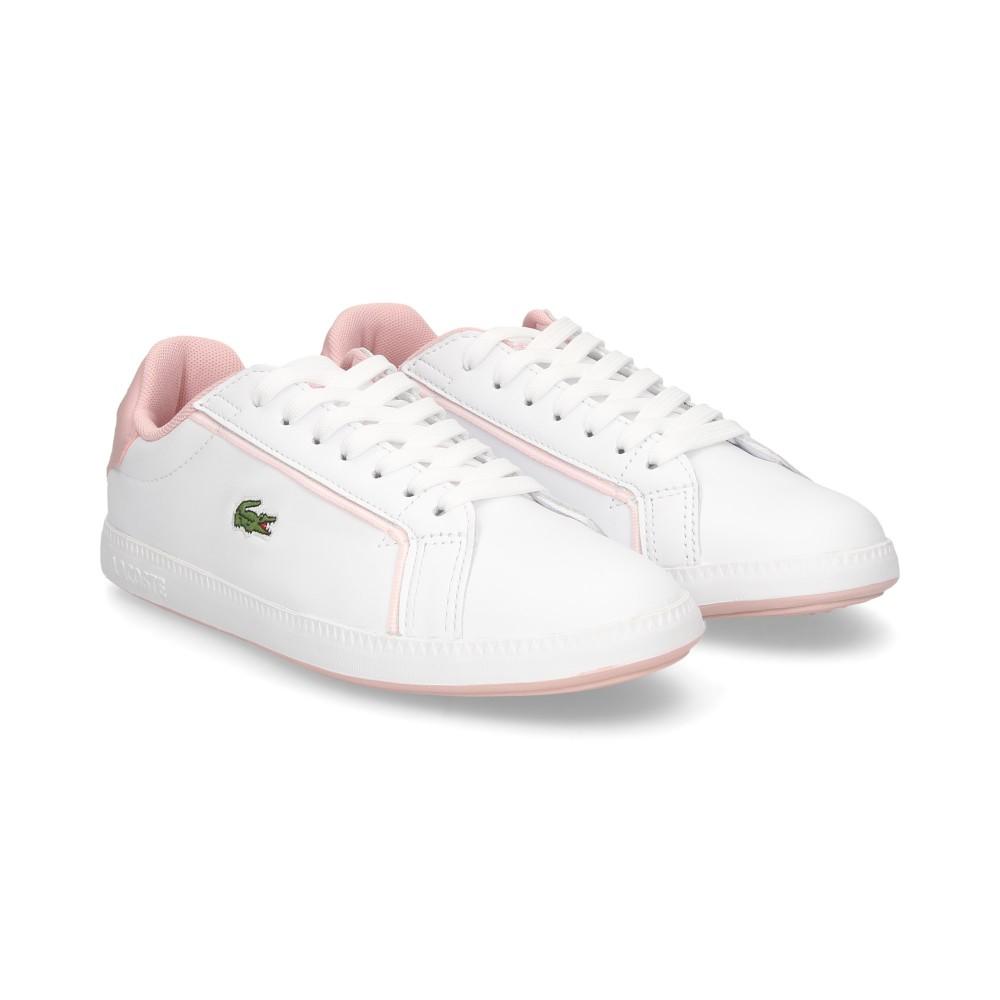 Lacoste Zapatillas Mujer - Blanco Talla 36