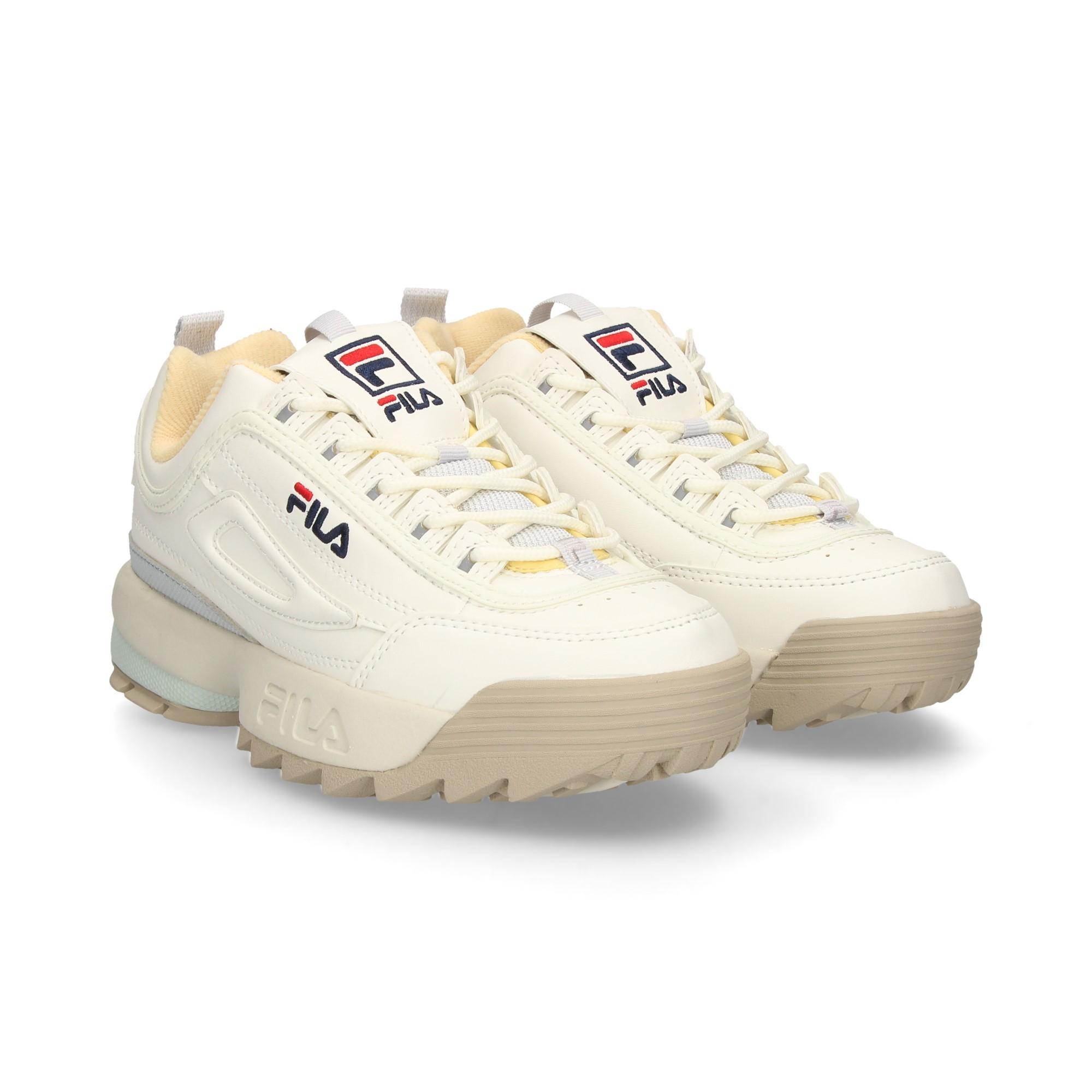 FILA Women's Sneakers DISRUPTOR MARSHMALLOWGRA