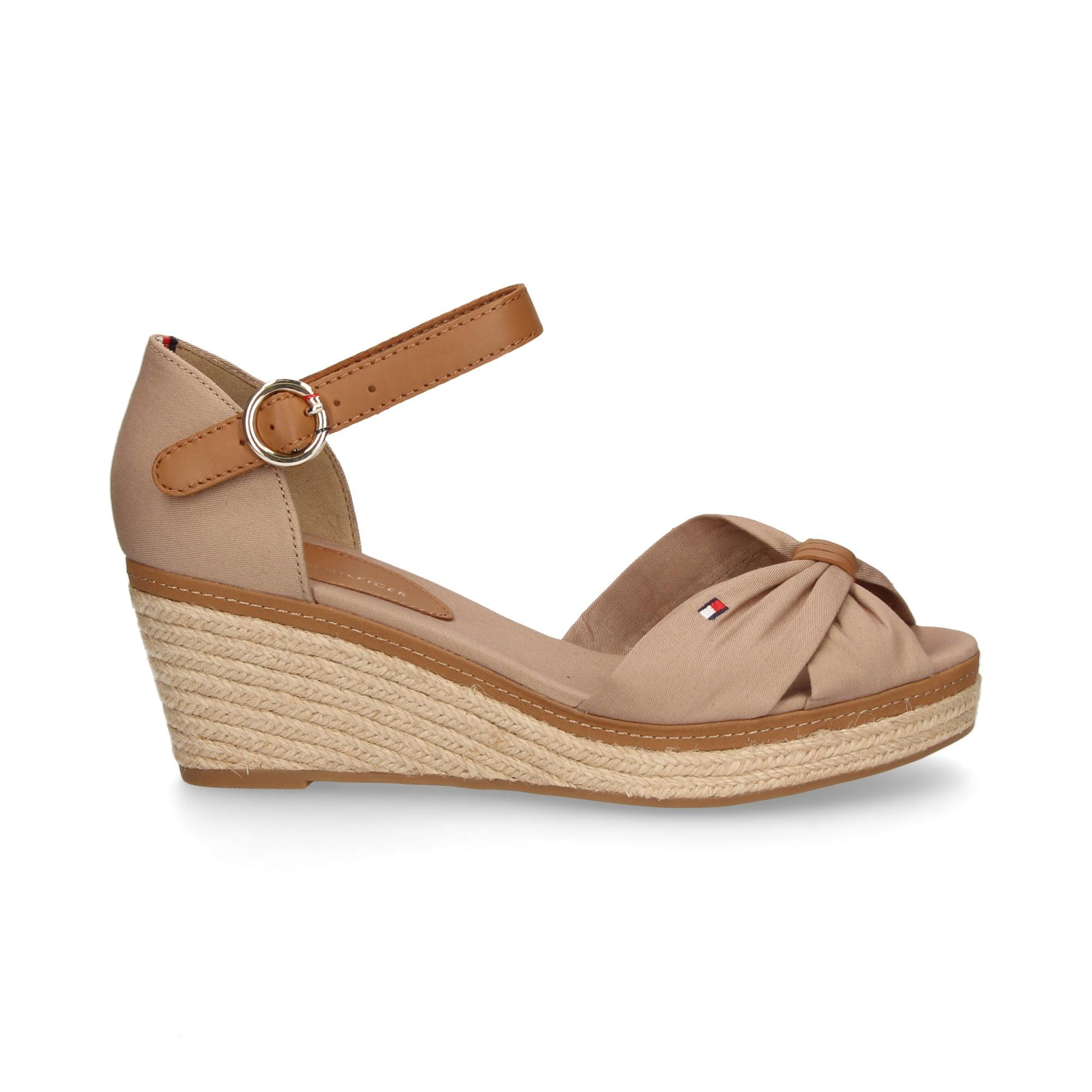 Zapatos Cuña Cobblestone Tommy 068 Hilfiger Fw00906 e9HWD2EIY