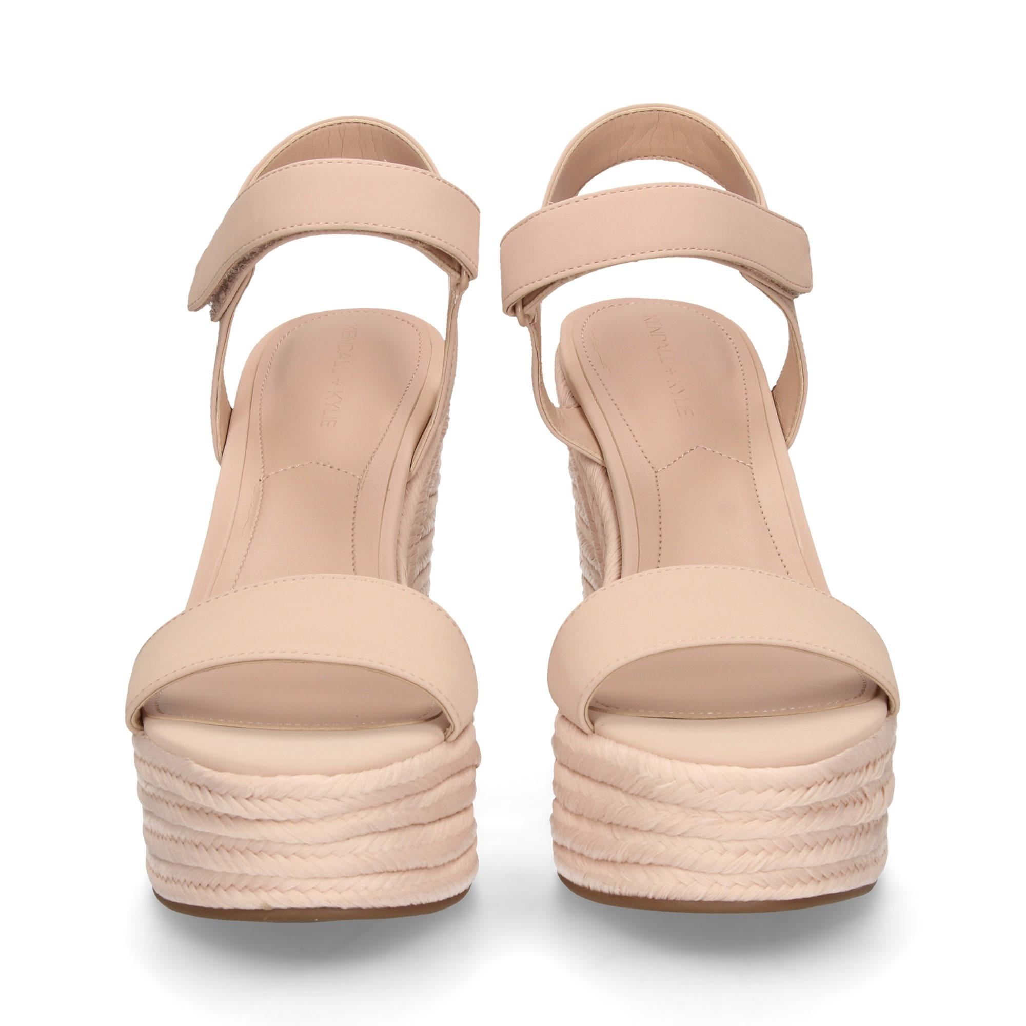 Pour Compensées Kkgrano2 Pink Femmes Sandales 24 Soft