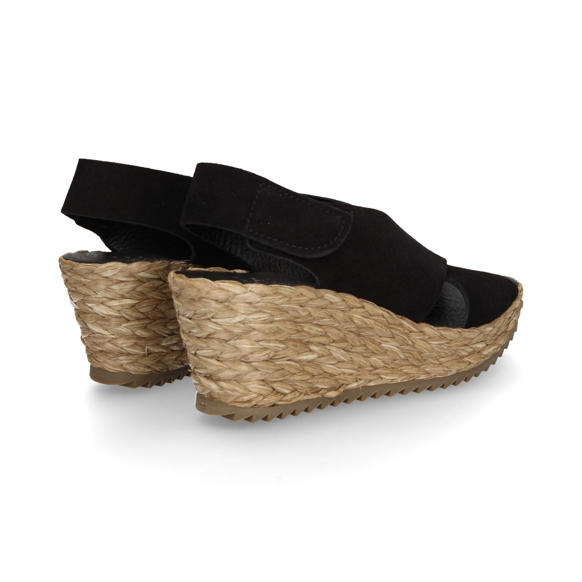 black-suede-crossed-wedge-sandal