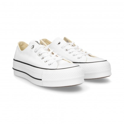 TENNIS ALL STAR DOUBLE RUBBER CANVAS WHITE