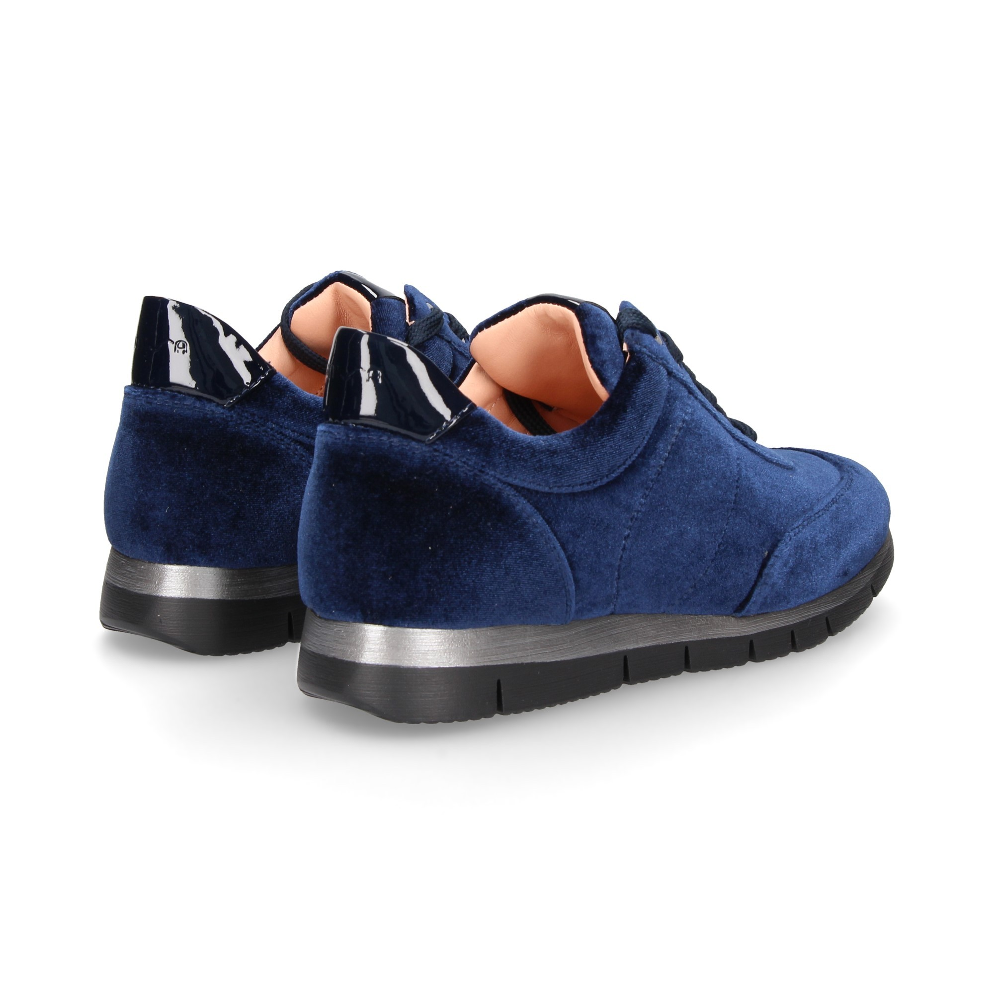 SKECHERS Zapatillas de Mujer 12658 AZUL NVBL