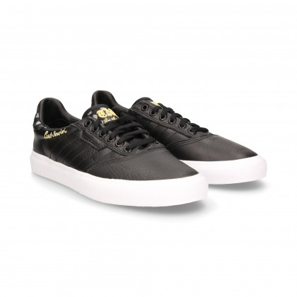 DEPORTIVO 3 BANDS BLACK/GOLD