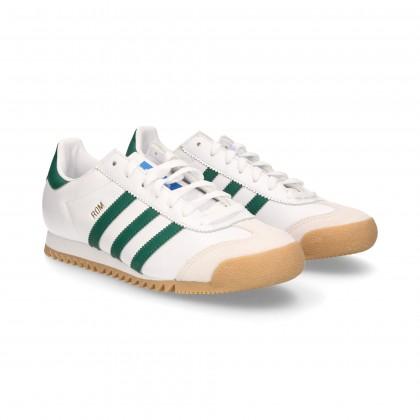3-band Sport White/green