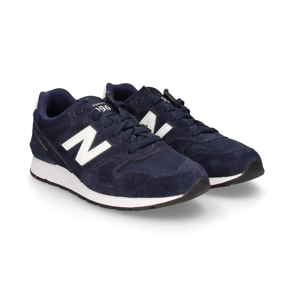 New Balance Zapatillas Hombre - Negro Talla 40