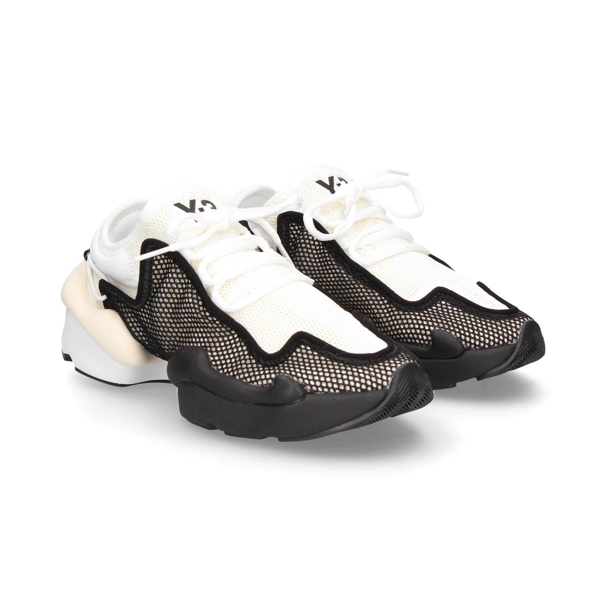 Y3 ADIDAS Chaussures de sport pour femmes Y-3 REN BLACK-Y3 ...