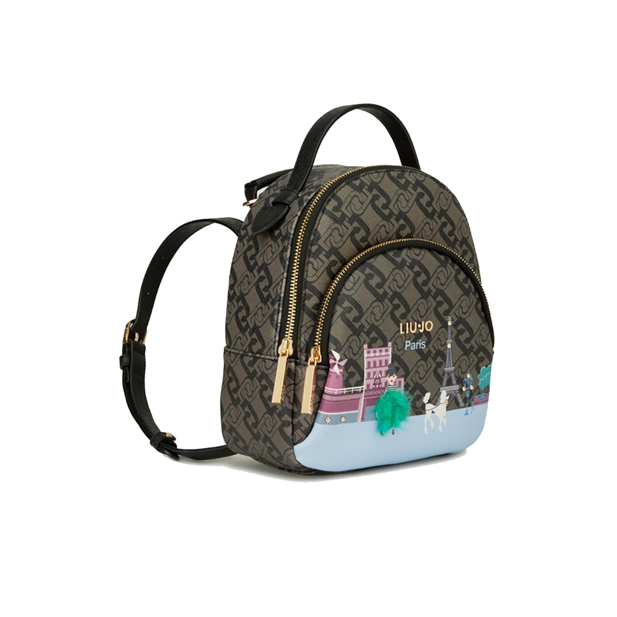 Prevención vacío Pionero  LIU·JO backpacks A69158 E0017 U9318 Stampa