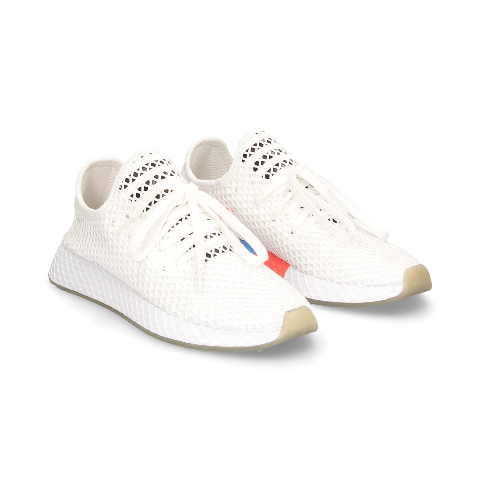 Pagamento Sicuro Scarpe adidas Deerupt Runner azzurre da