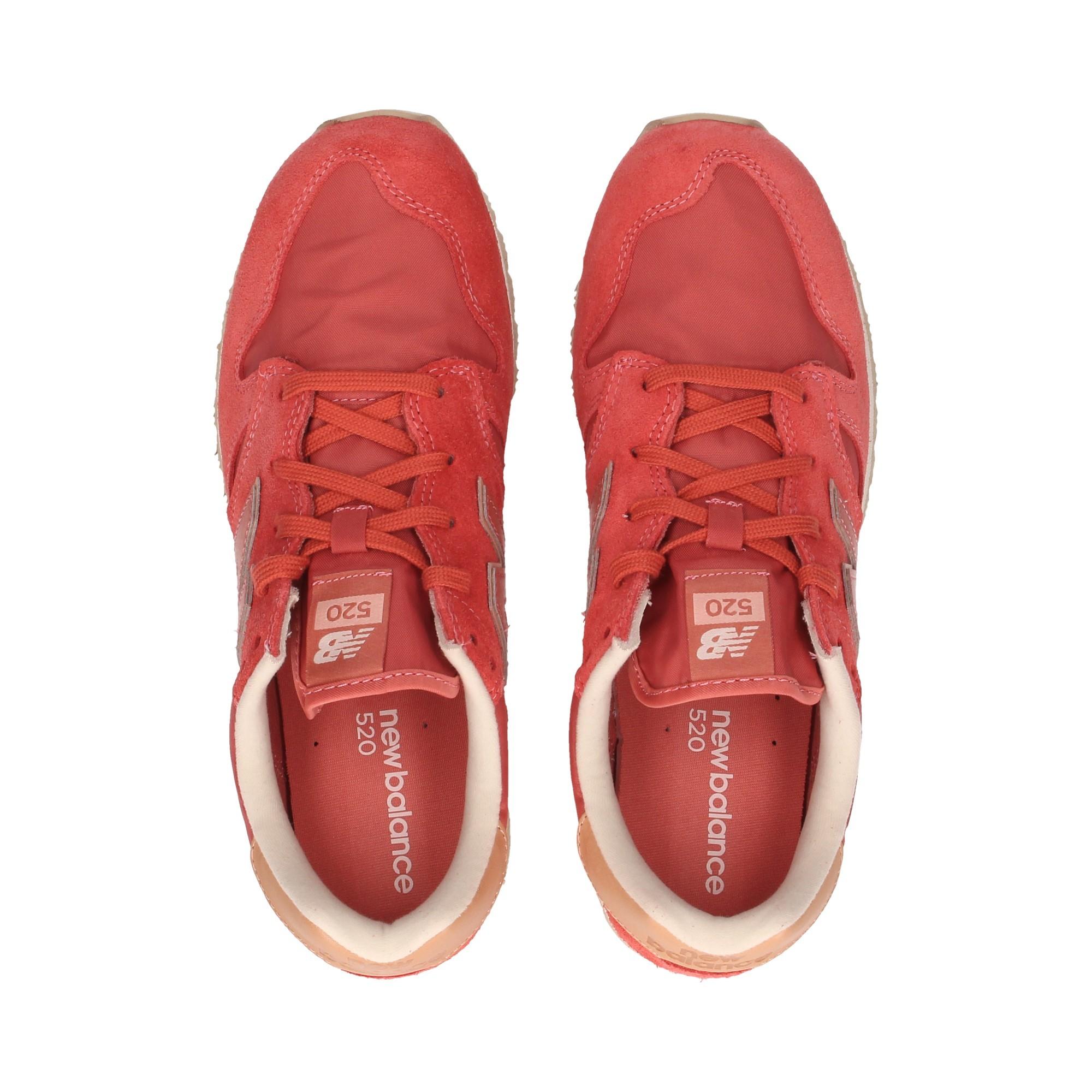 new balance 520 rojo